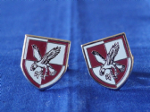 16th AIR ASSAULT BRIGADE CUFF LINKS